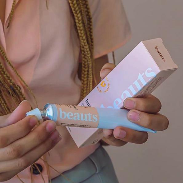 Conheça a marca Beauts